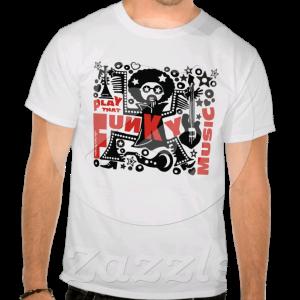 Camiseta Funky