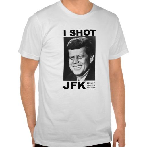 Camiseta I Shot JFK