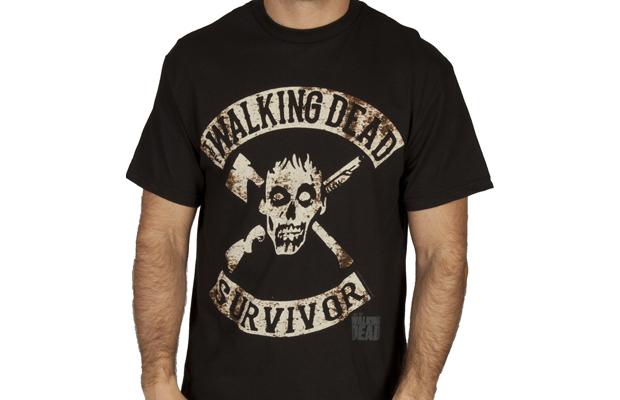The Walking Dead Survivor
