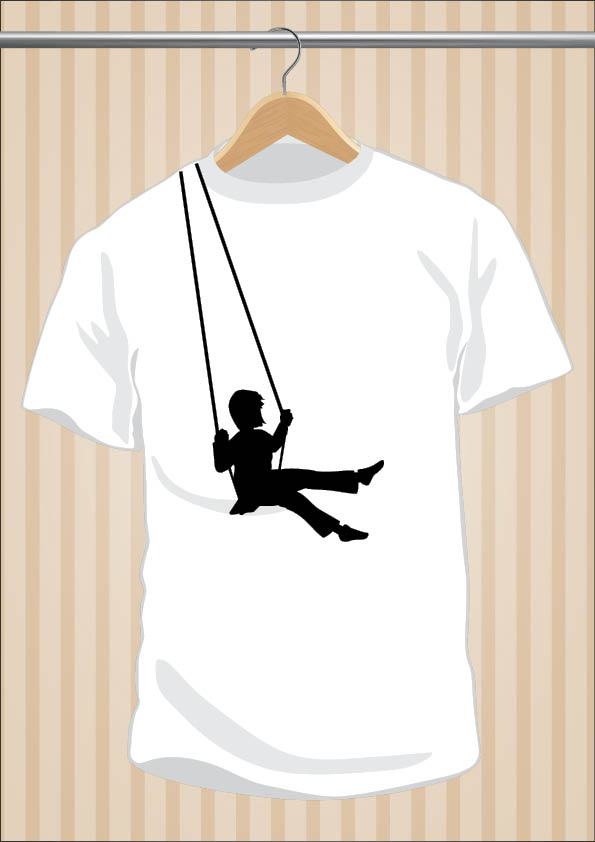 Camiseta Columpio