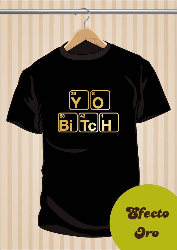 Camiseta Yo Bitch! Breaking Bad Jesse Pinkman - UppStudio