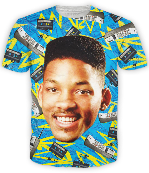 Fresh Prince Of Bel-Air Shirt