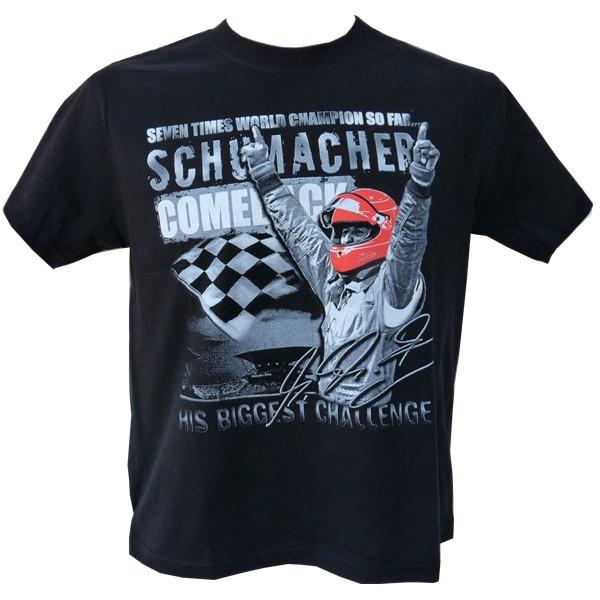 Michael Schumacher Comeback