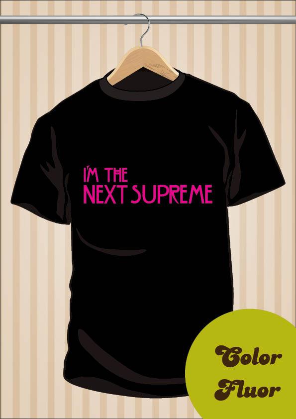 Camiseta I'm The Next Supreme | AHS Coven