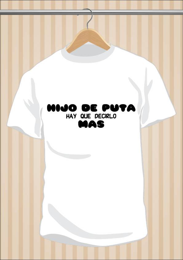 Camiseta La Hora Chanante | Hijo de Puta Hay Que Decirlo Más