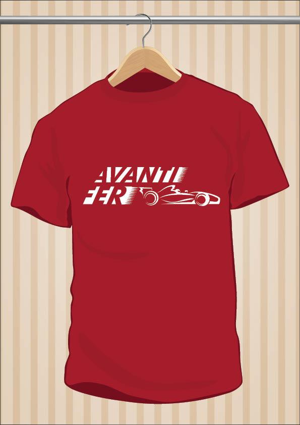 Camiseta Fernando Alonso Avanti Fer - UppStudio