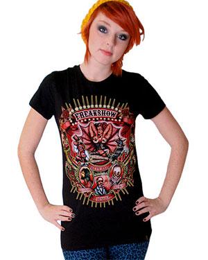 Camiseta Freak Show
