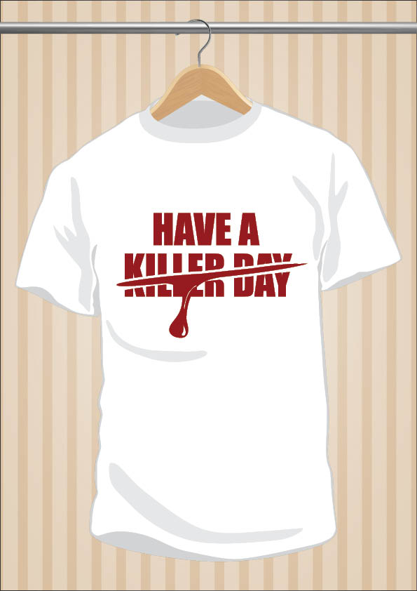 Dexter - Have A Killer Day | UppStudio