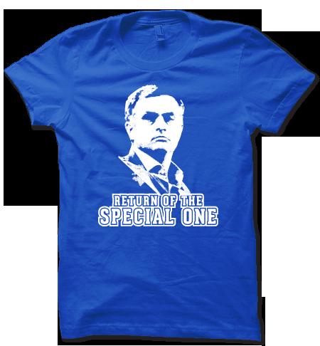 Camiseta Mourinho | Return Of The Special One