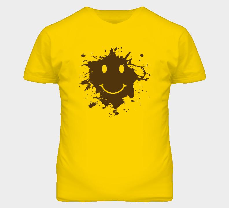 Camiseta Forrest Gump | Cara Sonriente