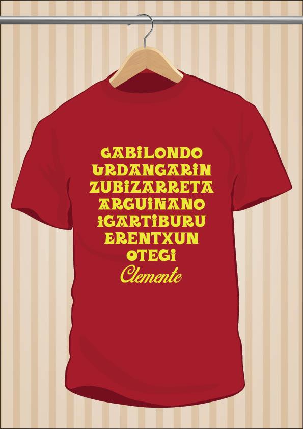 Camiseta Ocho Apellidos Vascos