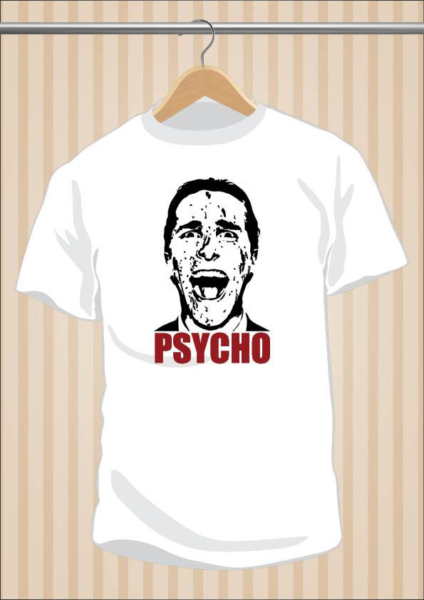 Camiseta American Psycho | UppStudio