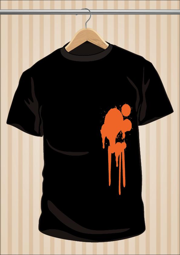 Camiseta Manchada | UppStudio