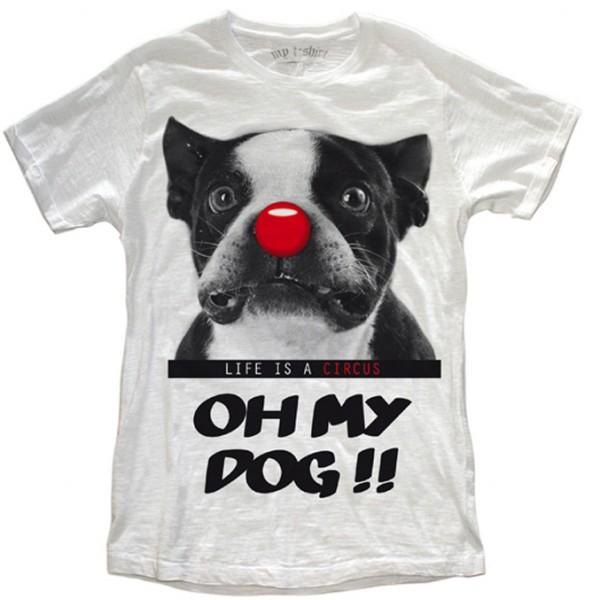 Camiseta Oh My Dog!
