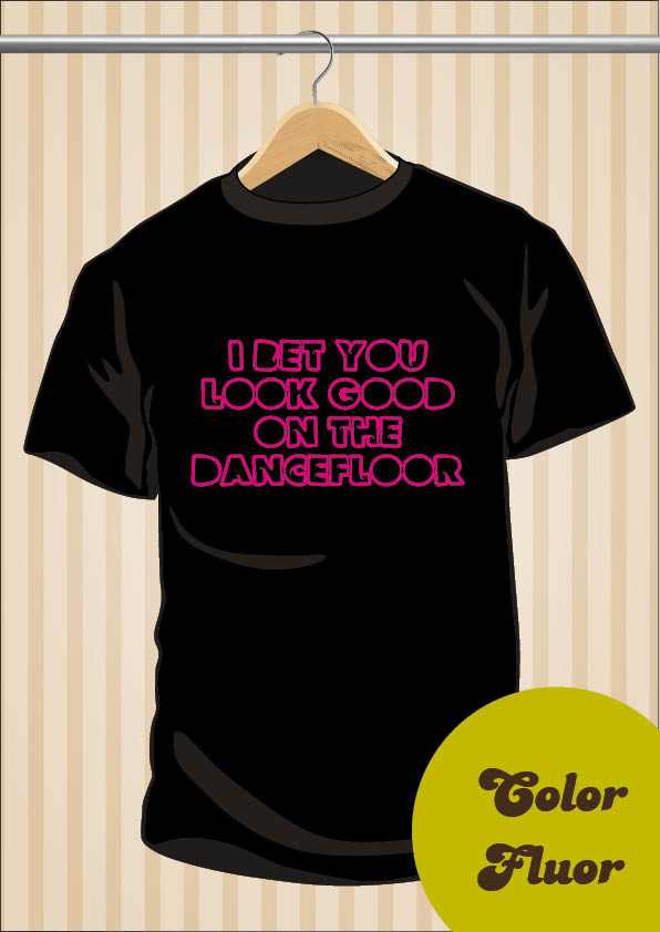 Camiseta Arctic Monkeys | I Bet You Look Good On The Dancefloor | UppStudio