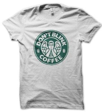 Camiseta Don't Blink Coffee | Starbucks