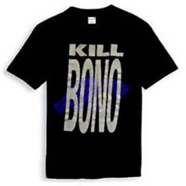 Camiseta Kill Bono | u2