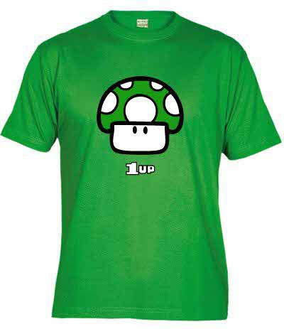 Camiseta Champiñón | 1UP