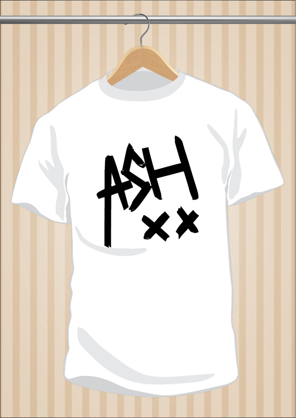 Camiseta Ash | 5SOS | Ashton Irwin 5 Seconds Of Summer | UppStudio