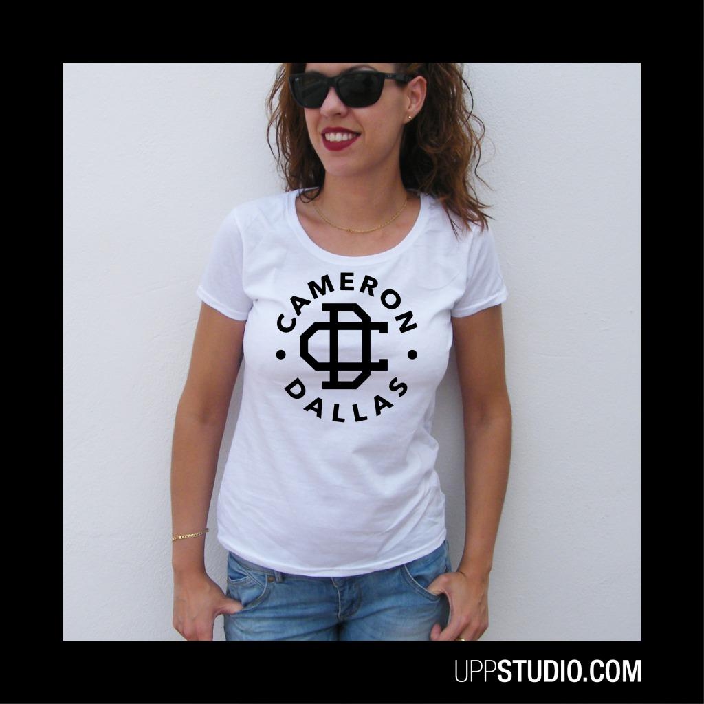 Camiseta Cameron Dallas Cam Dallas Magcon | UppStudio