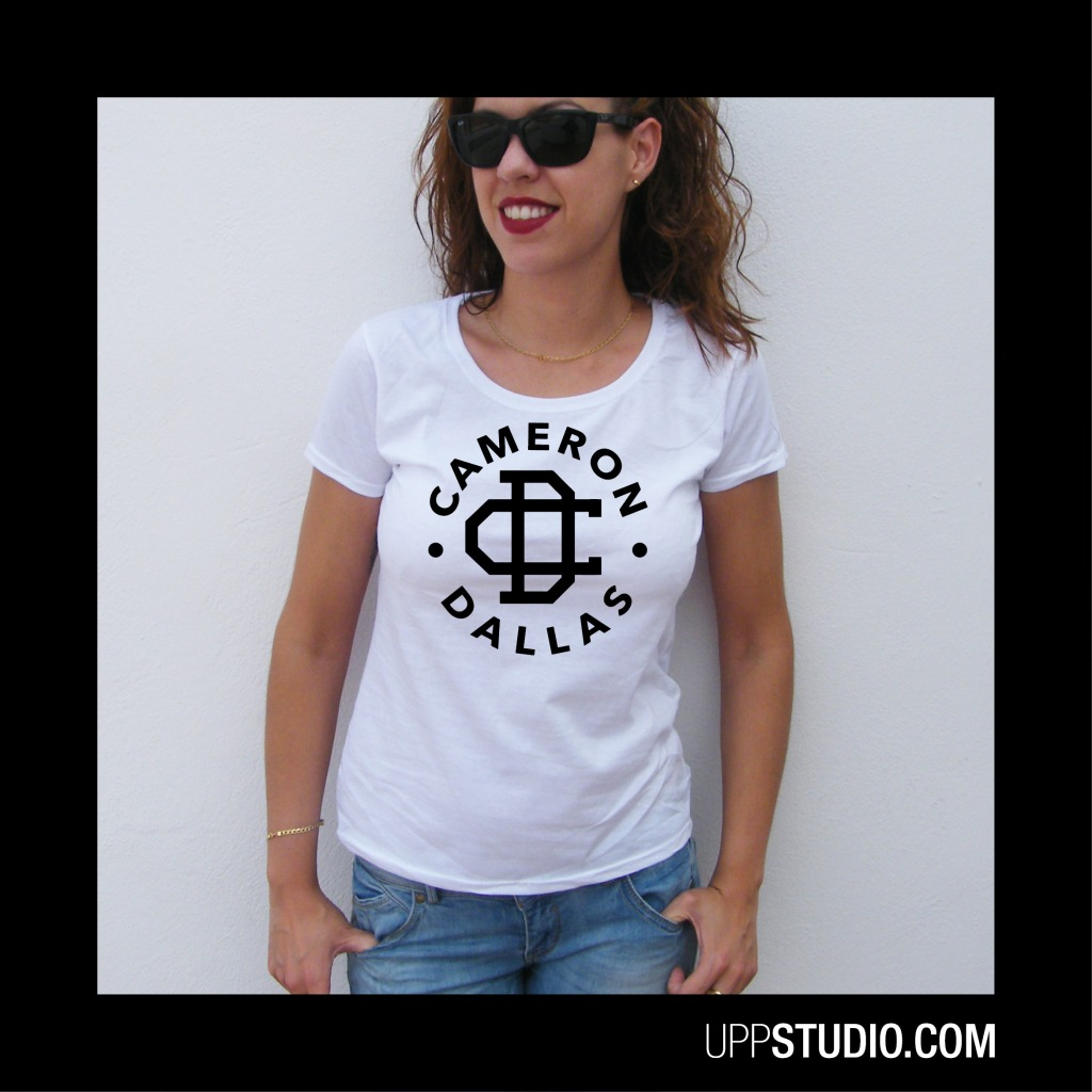 Camiseta Cameron Dallas Cam Dallas Magcon | UppStudio