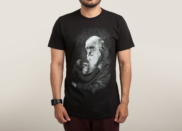 Camiseta Charles Darwin | Threadless