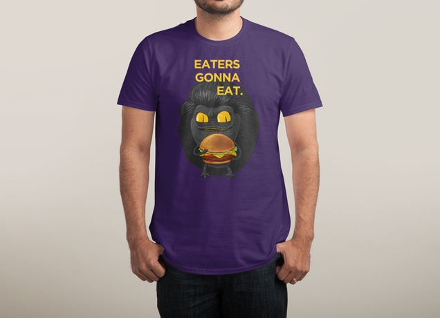 Camiseta Eaters Gonna Eat