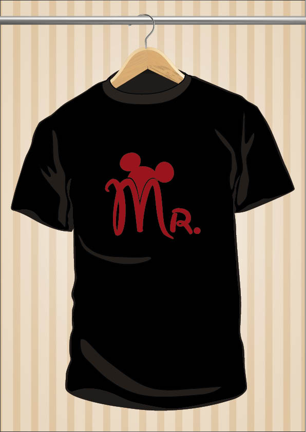 Camiseta Mr Mickey Mouse Disney | UppStudio