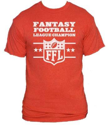 Camiseta Fantasy Football