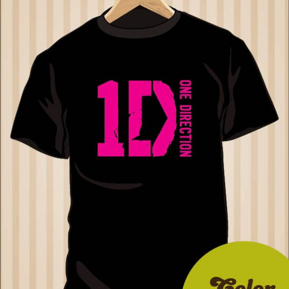 Camiseta One Direction | 1D Logo | UppStudio