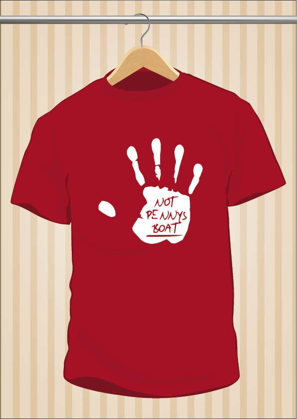 Camiseta Not Pennys Boat Comprar Barata Perdidos Lost | UppStudio