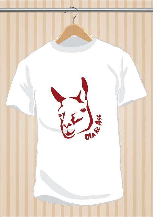 Camiseta Ola Ke Ase | UppStudio