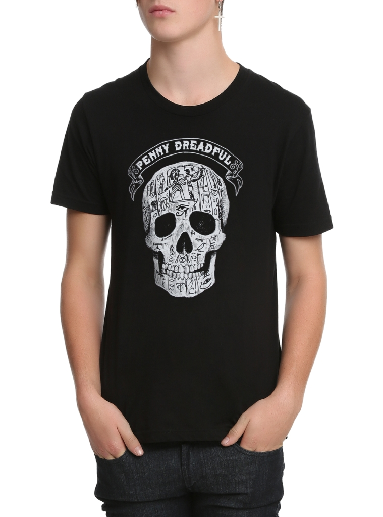 Camiseta Penny Dreadful | Calavera