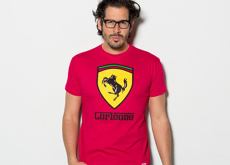 Camiseta Scuderia Corleone | Pampling
