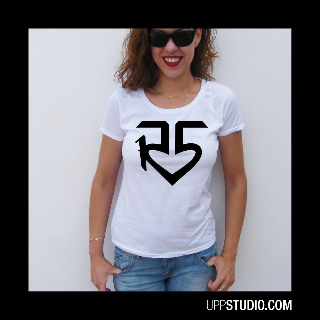Camiseta R5 Logo Banda Grupo | UppStudio