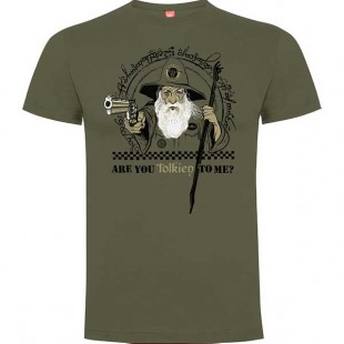 Camiseta Are You Tolkien To Me | Reizentolo