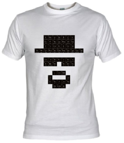 Camiseta Little Chemist | Breaking Bad | Fanisetas