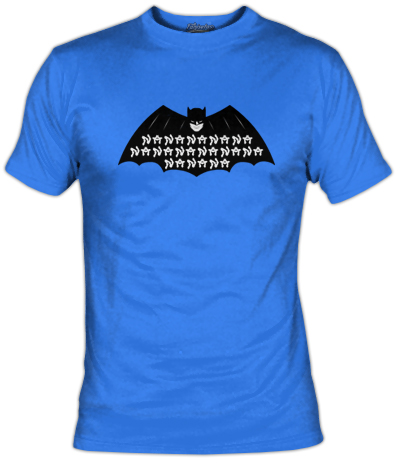 Camiseta NaNaNaNaNa Batman | Fanisetas