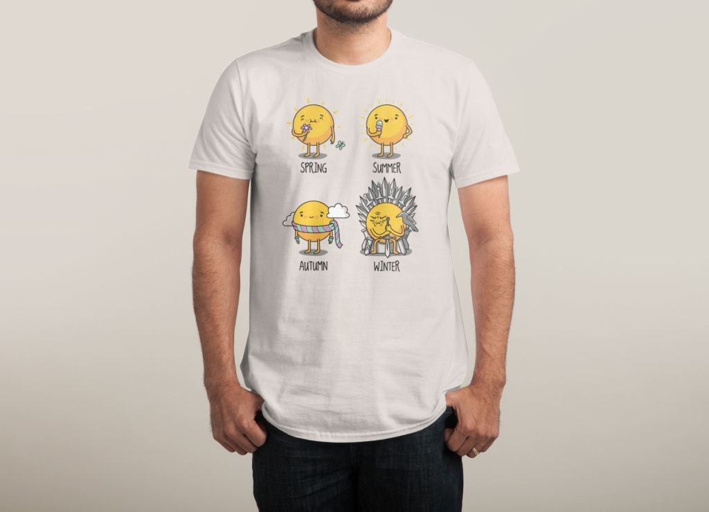 Camiseta The Seasons | Threadless