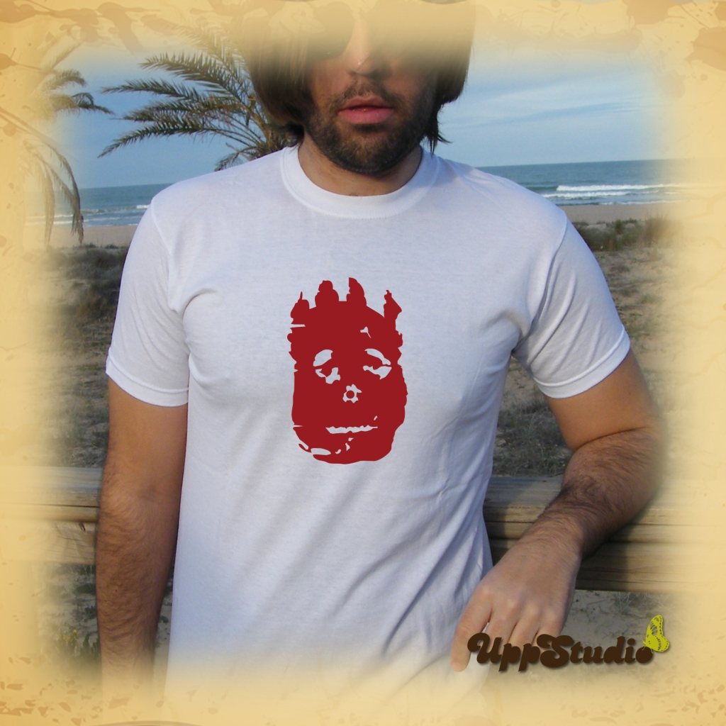 Camiseta WIlson Náufrago | Tom Hanks | UppStudio