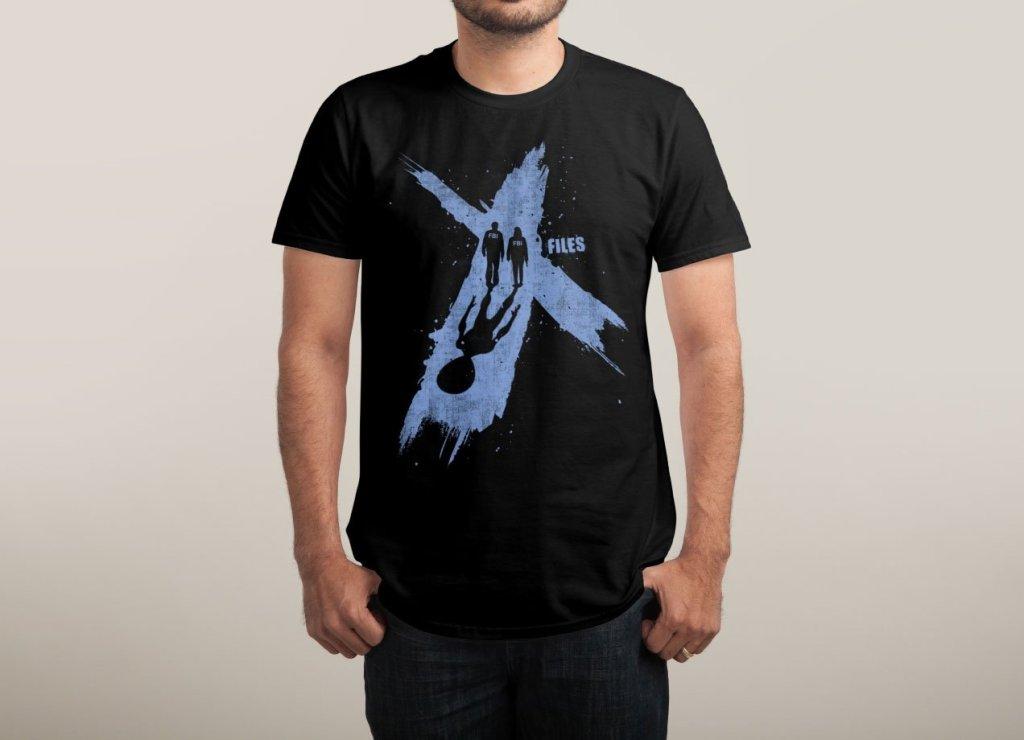Camiseta Expediente X
