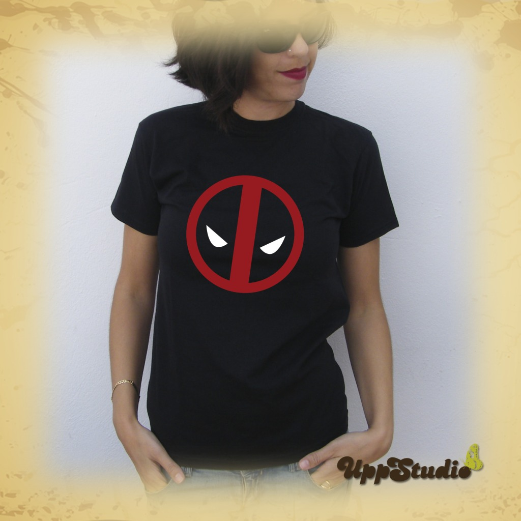 Camiseta Deadpool | Marvel Comics | UppStudio