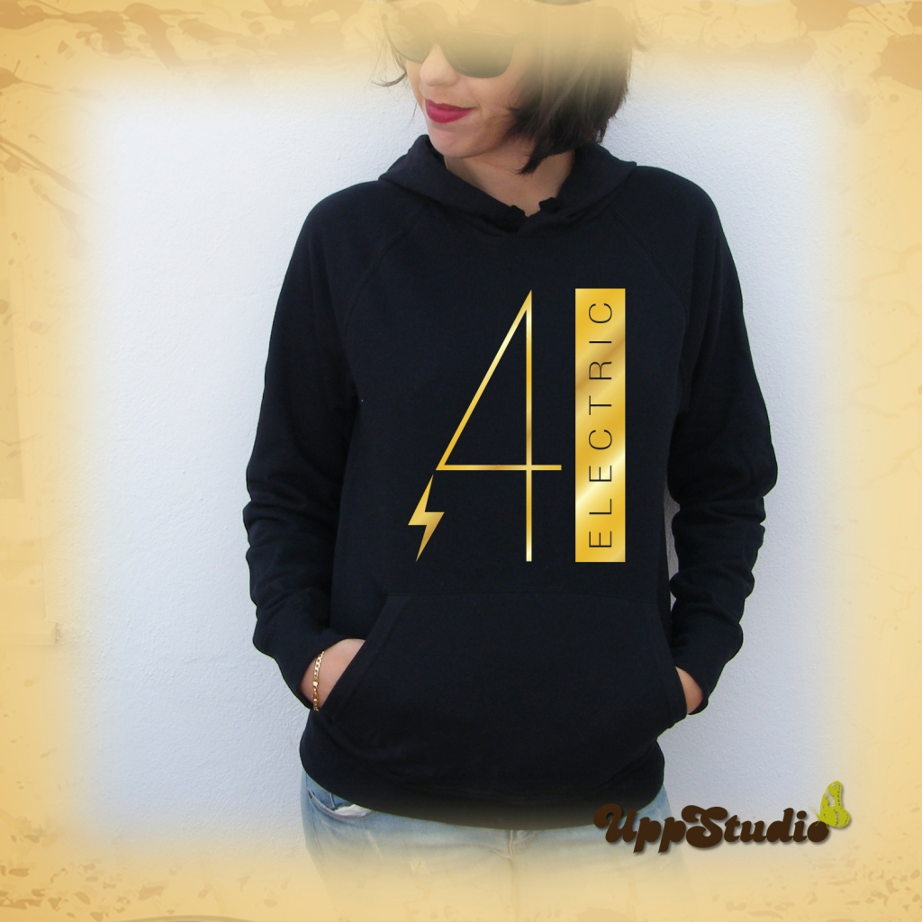 Sudadera Auryn Electric4 | UppStudio