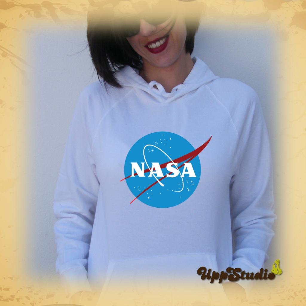 Sudadera de la Nasa Logo | UppStudio