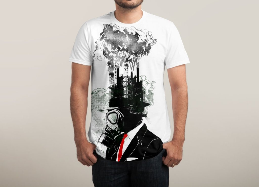 Camiseta Business Man | Threadless