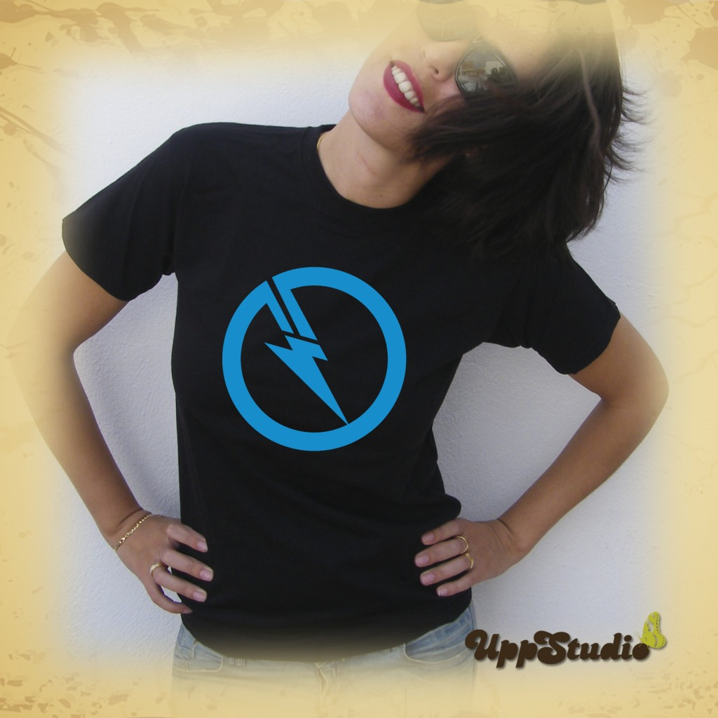 Camiseta Auryn Rayo Logo | UppStudio