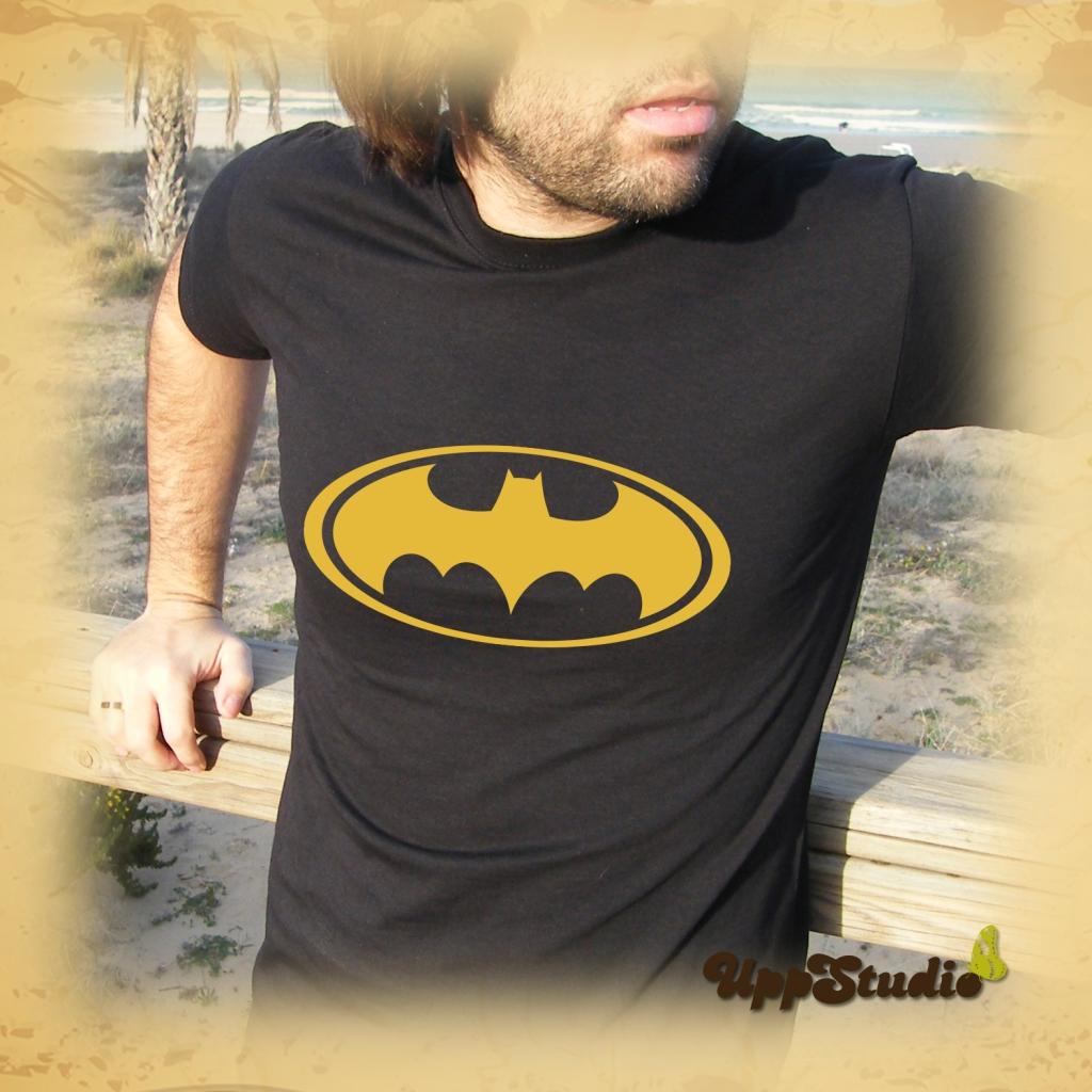 Camiseta Batman Símbolo Logo | UppStudio
