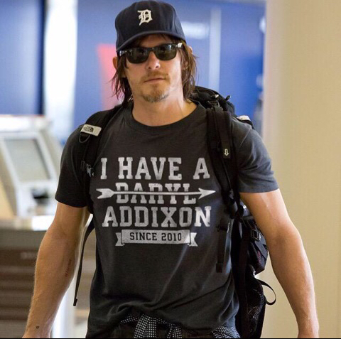 Camiseta I Have a Daryl Addixon | The Walkind Dead | UppStudio