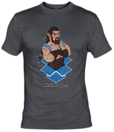Camiseta Khal Drogbox | Juego de Tronos | Fanisetas