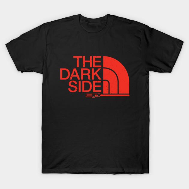 Camiseta The Dark Side | Star Wars | TeePublic